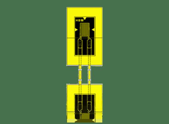 LE11 - герметизированный тензорезистор с многопроволочным проводом, имеющий степень защиты IP67 (химическая стойкость клеящих материалов)...