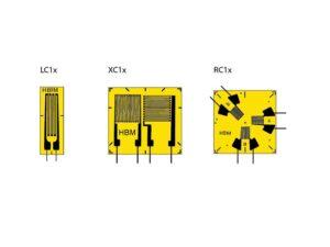 Серия С - Специалисты по измерению для расширенного температурного диапазона.Тензометрические датчики серии C HBM...