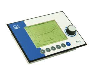 Внешний дисплей и блок управления DT85 - Графическое отображение всех измеренных значений и нагрузочных кривых с результатами OK / NOK...