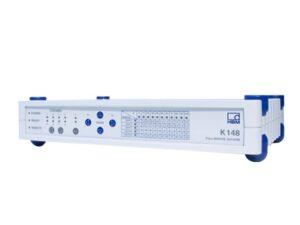Калибратор K148 - Моделирование определенных выходных тензометрических полномостовых сигналов, 8 каналов...