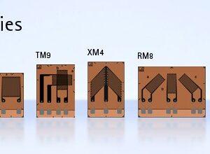Серия M - электрические тензодатчики - ыдерживают высокие температуры и много циклов нагрузки на высоком уровне деформации...