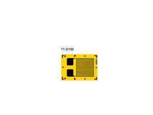 TT-3/10 - датчик температуры, который может использоваться как классический тензорезистор. TT-3/100 – идеальное решение в случае...