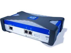 Промышленный Ethernet-шлюз QuantumX CX27C - Шлюз между измерительными модулями QuantumX и полевыми шинами на базе Ethernet и тд.