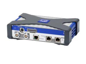 Интерфейсный модуль QuantumX CX27B HBM - 2 Ethernet TCP/IP (на лицевой панели и сзади), 2 цифровых I/Os...