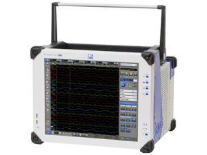 Система сбора данных GEN7i - HBM. Мейнфрейм со встроенным ПК, надёжность и портативность, семь слотов для измерительных плат и тд.