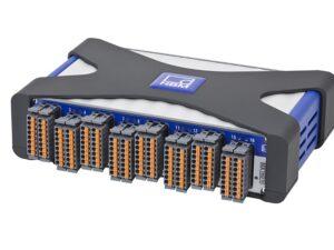 Универсальный усилитель QuantumX MX1601B - HBM. 16 индивидуально конфигурируемых входов (электрически изолированы).
