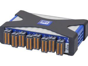 Измерительный усилитель QuantumX MX1615B - 16 индивидуально конфигурируемых входов, Питание моста: постоянный ток или несущая частота...