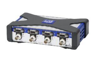 Прецизионный усилитель для полномостовых тензодатчиков QuantumX MХ430B - Четыре канала для подключения тензодатчиков (класс точности 0,01)...