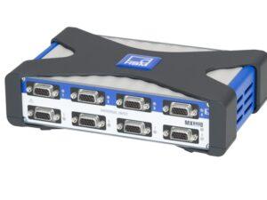 Универсальный усилитель QuantumX MX840B - HBM. 8 индивидуально конфигурируемых изолированных каналов и тд.
