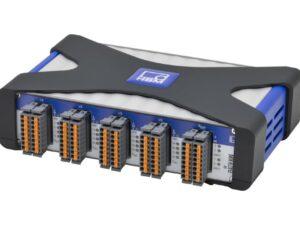 Модуль ввода-вывода QuantumX MX879B - 8 индивидуально конфигурируемых аналоговых выходов, мониторинг сигнала (переключение по уровню)...