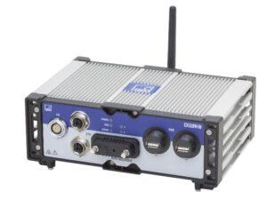 Регистратор данных Catman CX22B-R - Интерактивный сбор данных без ПК, , Связь модулей SomatXR, GPS, камера, сенсорный экран (DVI).