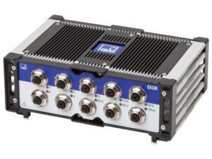 Коммутатор с поддержкой технологии PoE EX23-R - пять портов, поддерживающих питание через Ethernet (PoE); мощность каждого порта 15,4 Вт;...