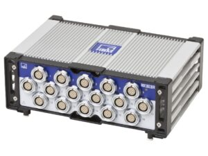 Стандартный усилитель повышенной надежности MX1601B-R - HBM. 16 индивидуально конфигурируемых электрически изолированных входов.