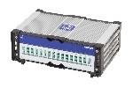 Сверхнадежный термоэлектрический усилитель MX1609KB-R - 16 индивидуально конфигурируемых входов (электрически изолированы) и тд.