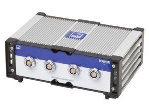 Защищенный измерительный модуль импульсов и частоты MX460B-R - 4 индивидуально конфигурируемых входа (электрически изолированных)...