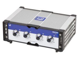 Модуль с шиной CAN SomatXR MX471B-R - 4 индивидуально конфигурируемых изолированных канала, вход: получение сообщений, CAN 2.0A/B...