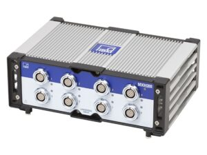 Cверхпрочный универсальный измерительный усилитель SomatXR MX840B-R - 8 индивидуально конфигурируемых входов (электрически изолированы)...