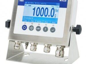 Промышленный весоизмерительный терминал для коммерческого использования WTX110 - Подключение до восьми тензодатчиков веса (350 Ом)...