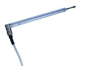 Датчик перемещения WA-L - преобразователь перемещения и датчик со съемным плунжером, термическая стабильность в случае изменений температуры