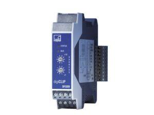 Цифровой усилитель digiCLIP DF30DN. Цифровой усилитель HBM для задач промышленной автоматизации и контроля процесса производства.