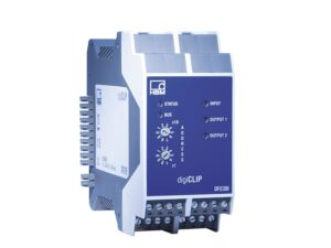 Цифровой усилитель digiCLIP DF31DN. Цифровой усилитель для задач промышленной автоматизации и контроля процесса производства.