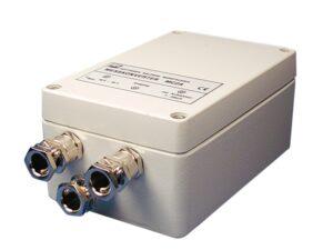 Измерительный усилитель MC2A HBM. Аналоговый усилитель несущей частоты для контроля промышленной автоматики и технологичских процессов.