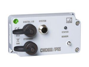 Электрометрический усилитель PACEline CMD600 - Цифровой электрометрический усилитель для пьезоэлектрических датчиков.