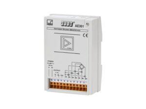Промышленный усилитель Clip HBM. Усилитель и дополнительные модули для полномостовых тензодатчиков и индуктивных полу- и полных мостов.