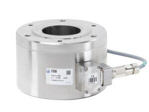Датчик силы C6B - Высоконадежные датчики сжимающего усилия, Номинальное (расчетное) усилие от 200 кН до 10 МН...