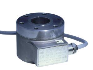 Датчик силы С6A - датчик для измерения усилия сжатия, номинальные усилия 200 кН ... 5 МН, сквозные внутренние отверстия...