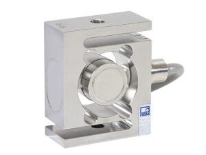 Датчик силы S9M - измерение сил сжатия и растяжения, номинальные значения нагрузки: 500Н…50кН, герметичность (IP68)