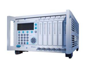 Многоканальная измерительная система - До 128 каналов на корпус MGCplus (256 или 512 с CANHEAD или CAN), Класс точности до 0,0025...