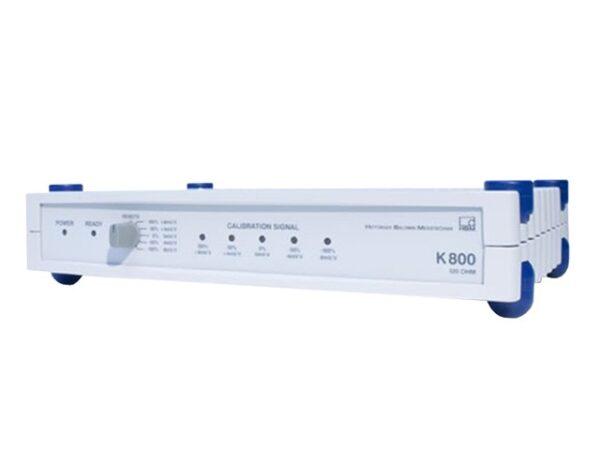 Калибратор K800. HBM - Решения для получения результатов, которым вы можете доверять.