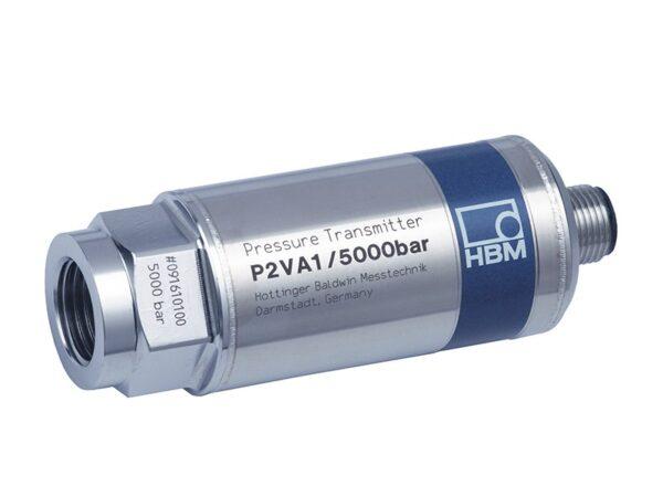 Датчик давления P2VA1, P2VA2 - монолитный стальной корпус без сварных швов, высокоточный интегральный усилитель...