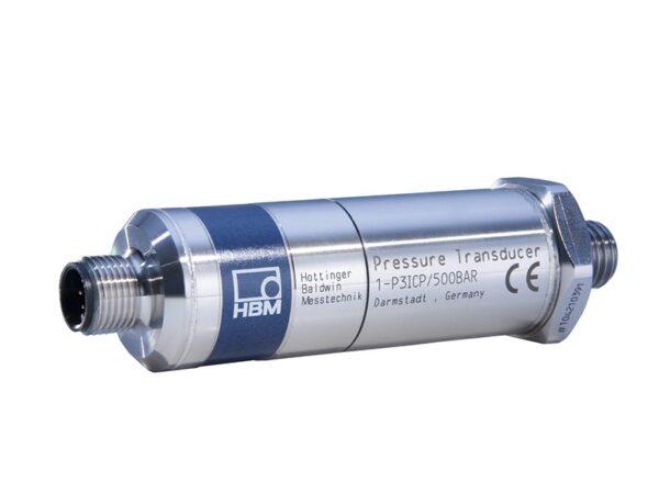 Датчик давления P3IC/P3ICP - Для применения в системах с постоянным и переменным давлением, со скачками и колебаниями давления...