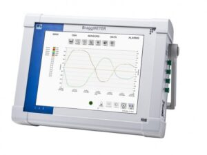 Переносное опросное устройство для оптических датчиков FS42 - Волоконно-оптическая технология, До трех часов автономной работы...