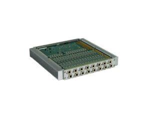 SoMat eDAQ EBRG - 16 дифференциальных аналоговых входов низкого уровня, частоты дискретизации до 100кГц, 16-битный АЦП для каждого канала...