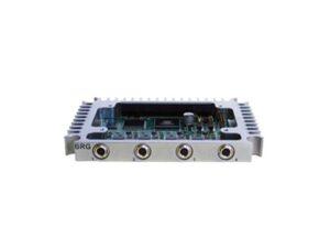 SoMat eDAQlite ELBRG - 4 дифференциальных аналоговых входов низкого уровня, параллельная дискретизация входных сигналов в диапазоне...