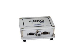 SoMat eDAQlite ELCPU - встроенный аккумулятор для автономного питания, технология Ethernet с конфигурируемым IP-адресом...