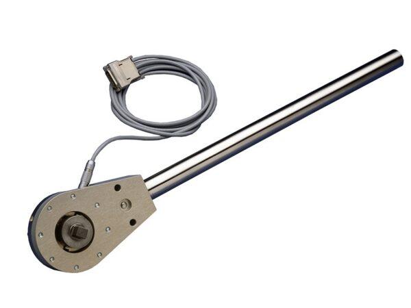 Датчик крутящего момента TTS - датчик передачи (момента) с сертификатом калибровкиDKD-R 3-7, класс точности 0,2...