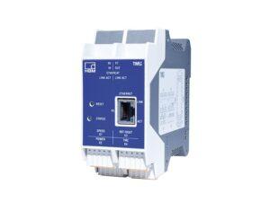 Интерфейсный модульTIM-EC - Интерфейсный модульEtherCAT, работающий в реальном масштабе времени, Выходной сигнал крутящего момента...