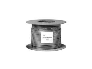 Шестижильный кабель CABA2&CABE2 - Кабель с 6 жилами, Длина: 20 м, 100 м или 200м, Экран общий или для каждой пары жил...