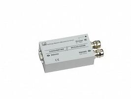 Преобразователь интерфейса SC232/422B - Преобразование RS-232 в 4-провод. RS-422/485 или 2-провод. RS-485 (выбор с помощью переключателя)...