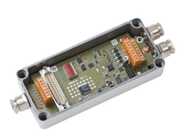 AED9101D - Для статических и динамических приложений, Интерфейсы RS-232, RS-422 или RS-485, Отчет об испытаниях для 10000 позиций, класс III