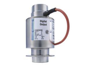 Цифровой тензодатчик веса C16i - цифровой выходной сигнал (RS485/4-проводный), номинальные нагрузки 20 т… 60 т, самоустанавливающийся датчик..