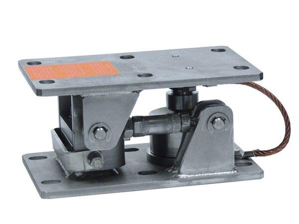 Весоизмерительный модуль C2A-M - Компактное исполнение, Оснащен маятниковой опорой, Встроенная защита от опрокидывания...