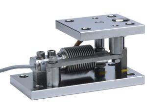 Весоизмерительный модуль Z6M - Оснащен датчиком Z6F… класса D1 или C3 по OIML R60, Включает защиту от перегрузки и бокового перемещения...