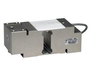 Платформенный тензодатчик веса PW12C - одобрен OIML R60, макс. нагрузки: 50 кг… 750 кг, компенсация смещенной нагрузки (OIML R76)...