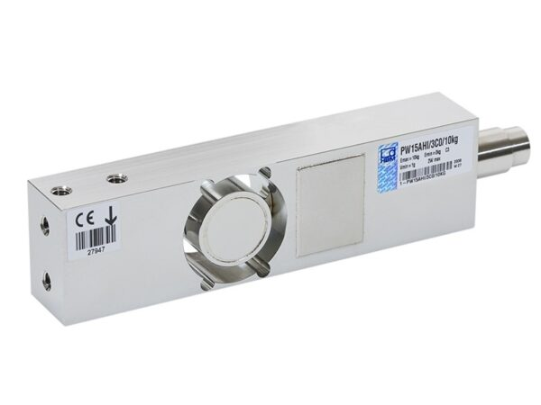 Цифровой тензодатчик веса PW15AHi - Класс точности C3, Компенсация смещенной нагрузки (OIML R 76), Интерфейсы: RS-485...