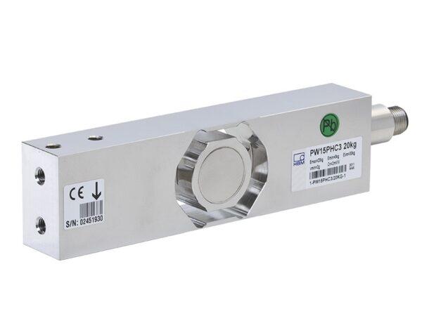 Платформенный тензодатчик веса PW15PH - Герметичность (IP68; IP69K), Повышенная надежность, Минимальная цена деления шкалы...